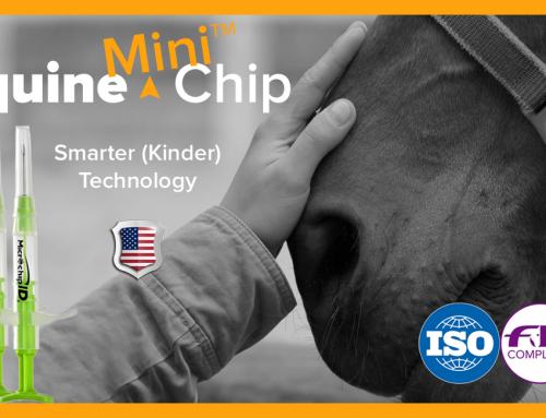 Best Choice. The Equine Mini ™ Chip