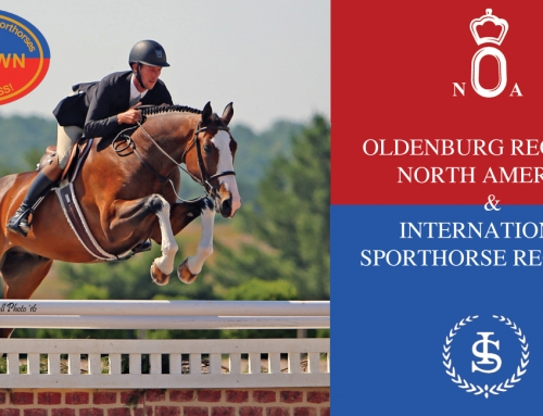 Oldenburg Registry North America goes 'all in' with the EquineChip™